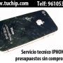 www.tuchip.com Servicio tecnico especialista iphone 4 iphone 3gs ipone 3g, reparamos cualquier averia en tu iphone, cambio de pantalla tactil, lcd, altavoz, microfono, antena wifi, gps, carcasa, cambi