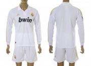 Nuevo camiseta de manga larga Real Madrid