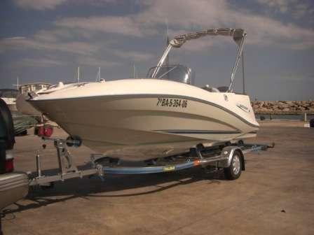 Remolque nautico basculante de aluminio naval para barcos de 5 metros,thalman nl5519alu