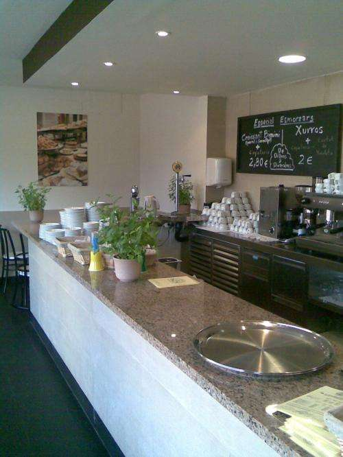 Traspaso bar-restaurante sant cugat del vallès