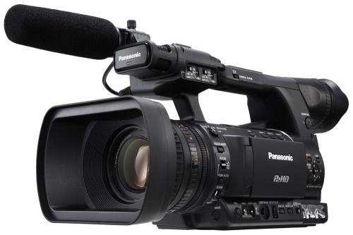 Operador de cámara (barcelona) con equipo propio panasonic hpx250e y canon 5d