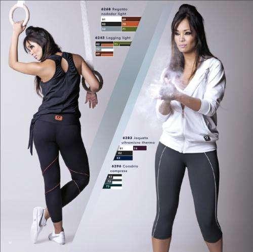 Ropa deportiva, fitness directamente de brasil