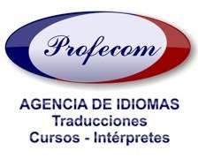 Traductor jurado inglés y francés
