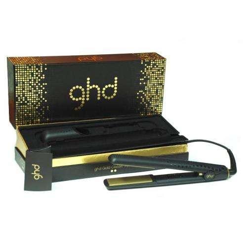 Plancha de pelo ghd gold classic styler.
