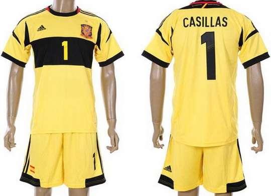 Camiseta de seleccion espana 2012-2013 temporada