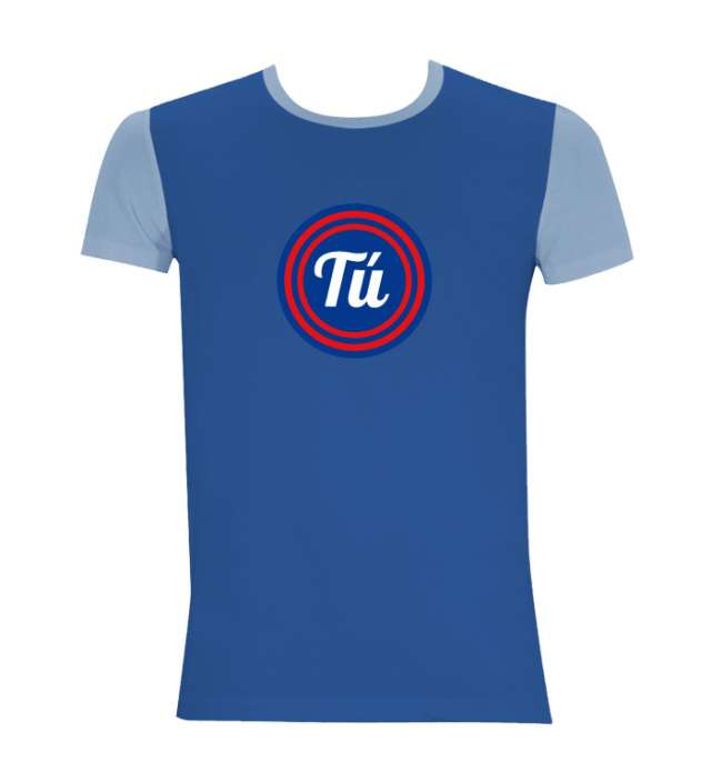 La camiseta tu la mas original para esta temporada