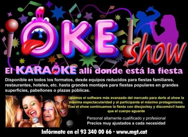 Karaoke en alquiler para todas las necesidades
