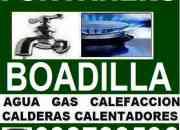 FONTANERO CALEFACTOR BOADILLA DEL MONTE