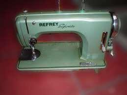 Maquina coser refrey preferida mecanica a motor