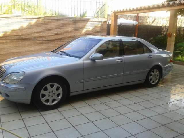 Vendo mercedes-benz s500 lw 220 por no usar