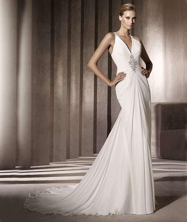 13d1d51e2b Vendo vestido de novia pronovias 2012 en Pontevedra - Ropa y calzado ...