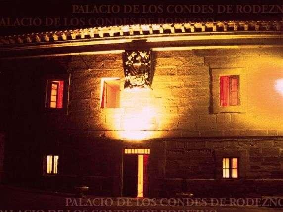 Palacete s.xvi en alquiler como casa privada o negocio rural en la ruta del vino de la rioja alta