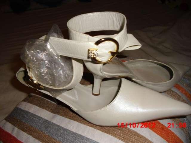 Fotos de Zapatos  de  novia  nuevos  , marca  charo  perez 2