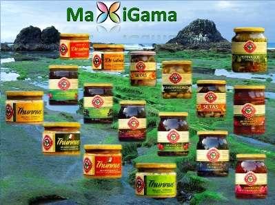 Vendemos productos gourmet, delicatessen, sanos y naturales
