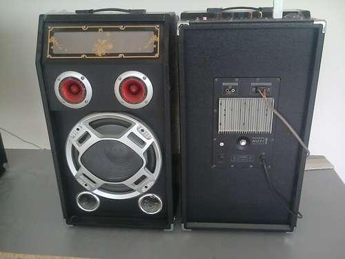 Fotos de Altavoces amplificados ven y pruebalos sin compromiso 3