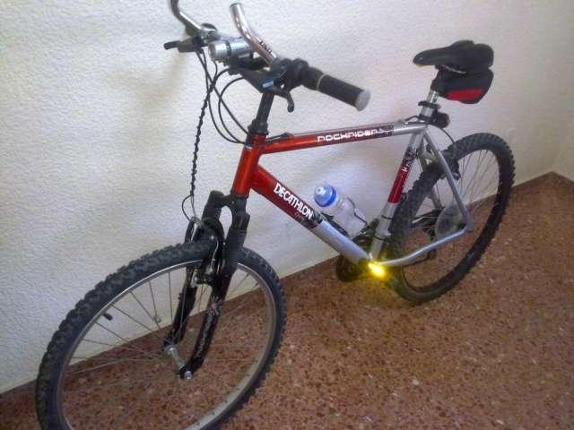 Vendo mtb, bicicleta de montaña usada