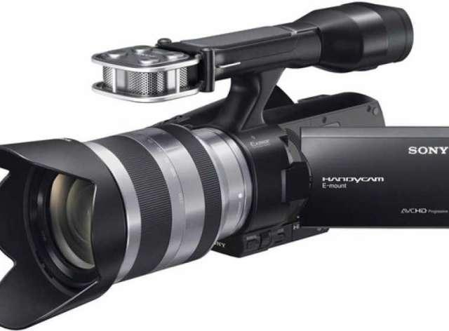Grabación eventos - alquiler cámaras vídeo sony vg20 y canon 5d mark ii