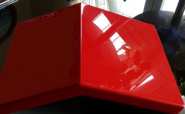 Lacado de muebles con pintura poliuretano