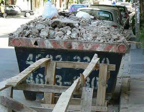 Empresa de alquiler de containers para obras y residuos en barcelona