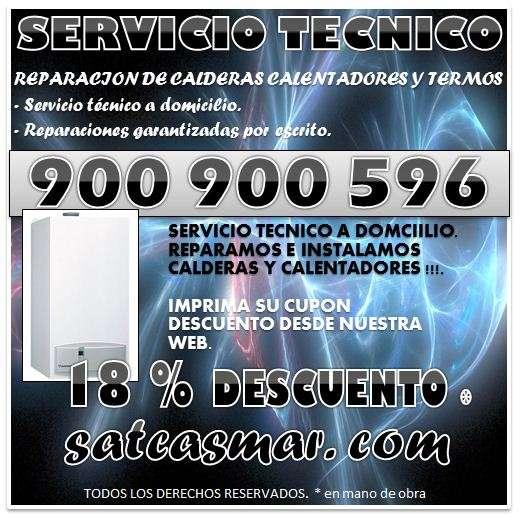 900 809 943 servicio tecnico junkers :: rep. calderas y calentadores