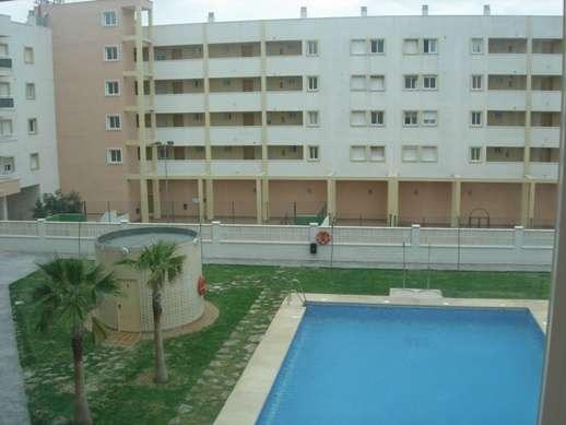 Maravilloso piso en residencial mediterraneo (roquetas de mar)