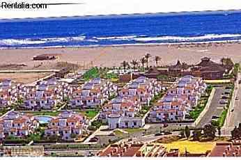 Vera playa veramar 5 - 2 dorm-aire ac-parking-en pleno playazo vera