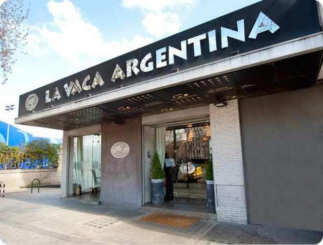 Restaurantes en madrid - la vaca argentina
