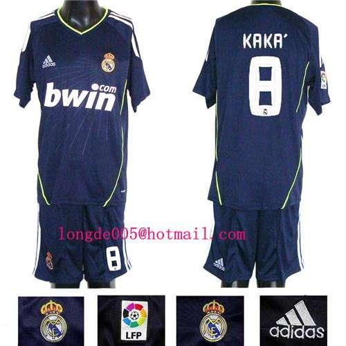 Kaka / 8 # /la entrega gratuita / real madrid / camisetas de fútbol