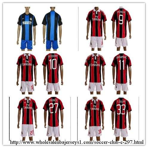 Wholesale 2013-2014 ac milan football jerseys en Artés - Ropa y ... dc8fac7e4537a