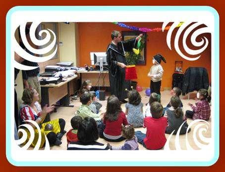Fotos de Animadores infantiles magos y payasos para comuniones en valencia 2