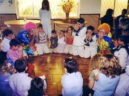 Animadores infantiles magos y payasos para comuniones en valencia