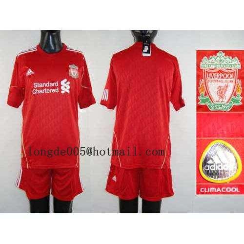 El nuevo liverpool camisetas de fútbol, fútbol liverpool camiseta