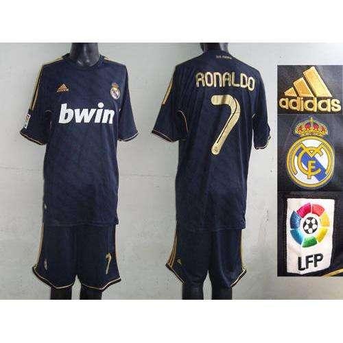 2013 ronaldo no.7 camisetas de fútbolã?real madrid