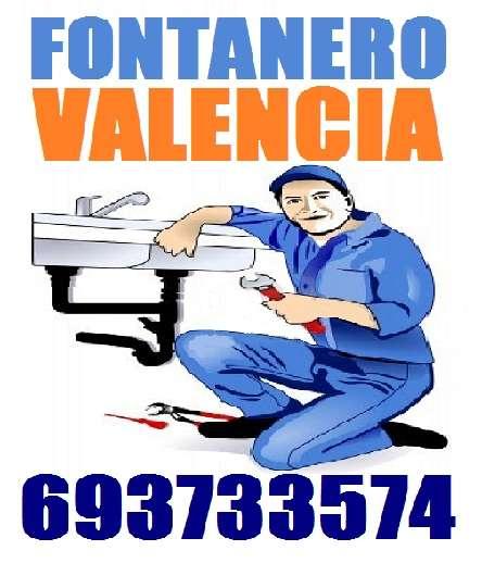 Fontanero calefactor en valencia tlf 693 744 433