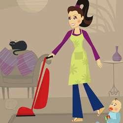 Se ofrece empleada del hogar en burgos