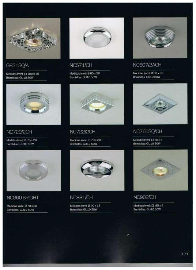 Fotos de Se vende downlight de led y focos de iluminacion 5