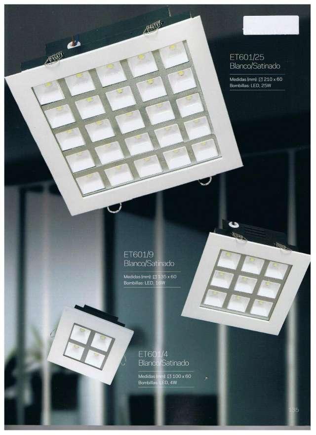 Fotos de Se vende downlight de led y focos de iluminacion 1