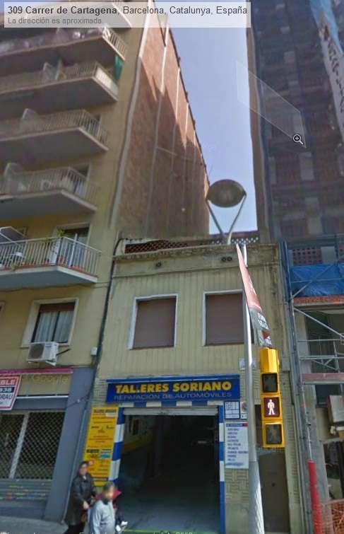Se vende finca ubicado en barcelona ciudad