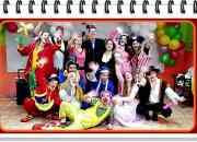 cumpleaños infantiles Getafe, Leganés, payasos, magos, animadores