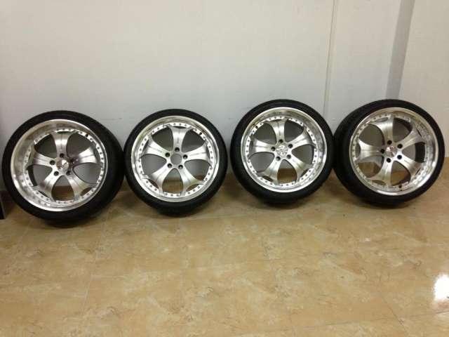 4 llantas con neumáticos de 275/30r19 zeon 2xs (xl) 96w coopertires.