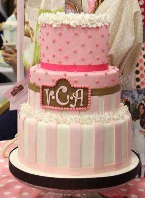 Galletas de comunión tartas de fondant cupcakes