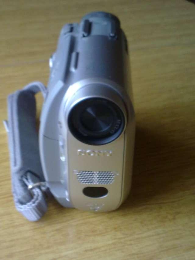 Videocamara sony dcr-hc18e mas accesorios
