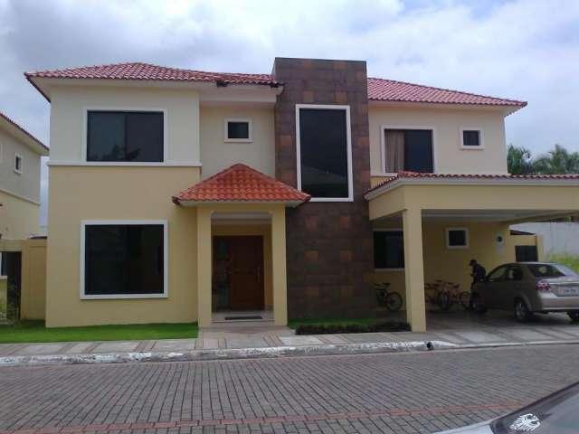 Se vende hermosa villa a estrenar en samborondón guayaquil-ecuador