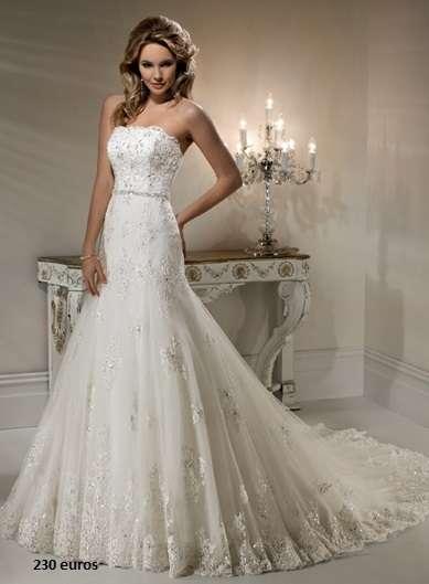 Vestidos de novia al mejor precio, muy buena calidad y acabado!!