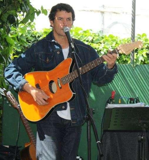 Fotos de Guitarrista para eventos (bodas, cenas, eventos corporativos) 3