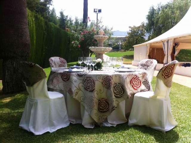 Fotos de Manteleria para fiestas, bodas y eventos 5