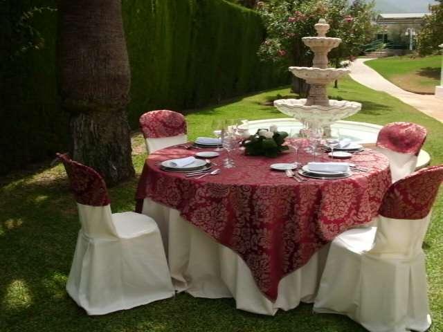Fotos de Manteleria para fiestas, bodas y eventos 2