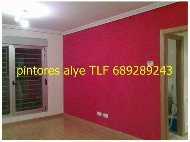 Pintores economicos alye tlf 689289243