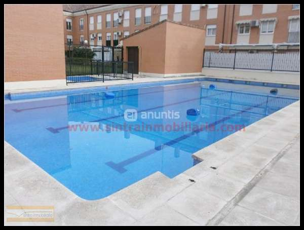 Alquiler piso en ajalvir (madrid) con piscina y garaje 600?