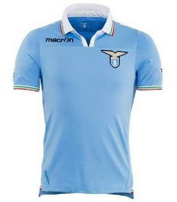 Venta cliente lazio primera camiseta futbol 2013-2014